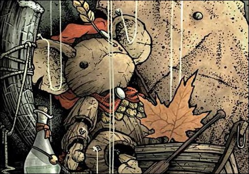 Mouse Guard: Baldwin the Brave and Other Tales HC