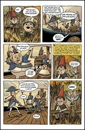 Over the Garden Wall Special #1 Preview 5