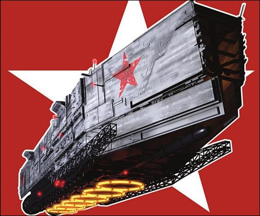 The Red Star Volume 1