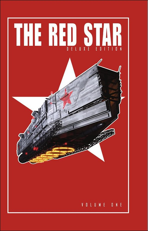 The Red Star Volume 1 Cover