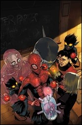 Spider-Man & The X-Men #1 Cover - Bengal Variant