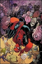 Spider-Man & The X-Men #1 Cover