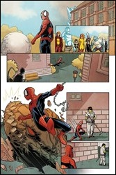 Spider-Man & The X-Men #1 Preview 1