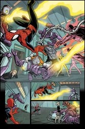 Spider-Man & The X-Men #1 Preview 2