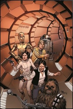 Star Wars #1 Cover - McLeod Variant