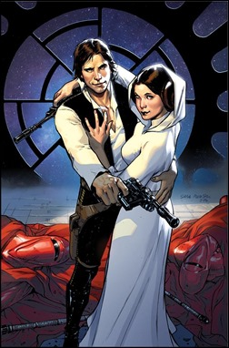 Star Wars #1 Cover - Pichelli Variant