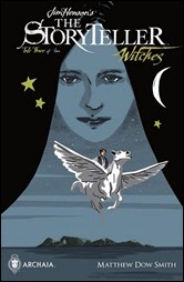 Jim Henson's The Storyteller: Witches #3 Cover