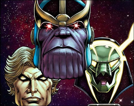 Thanos: The Infinity Relativity OGN