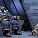 Preview: Thanos vs. Hulk #1 by Jim Starlin