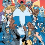 First Look at Valiant-Sized Quantum and Woody #1