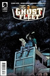 The Ghost Fleet #3 Cover