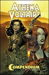 Athena Voltaire HC Cover