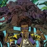 Preview: Fight Like A Girl #1 by Pinckney & Lee