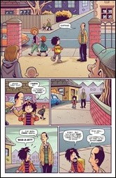 Abigail and the Snowman #1 Preview 5