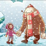 Preview: Abigail and the Snowman #1 by Roger Langridge