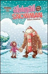 Abigail and the Snowman #1 Cover A
