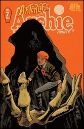 Afterlife With Archie #7 Cover