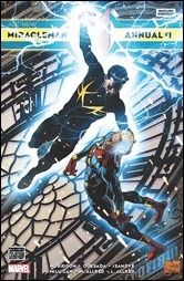 All-New Miracleman Annual #1 Cover - Quesada Variant