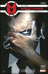 All-New Miracleman Annual #1 Cover