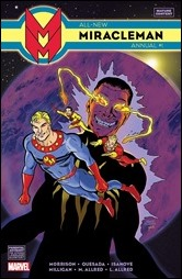 All-New Miracleman Annual #1 Cover - Smith Variant