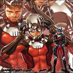 Preview: Ant-Man #1 by Spencer & Rosanas