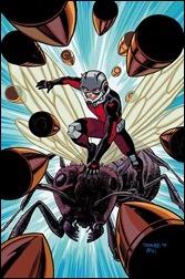 Ant-Man #1 Cover - Samnee Variant