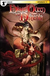 Blood Queen vs. Dracula #1 Cover A - Anacleto