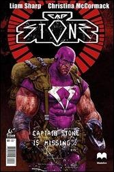 Cap Stone #1 Cover
