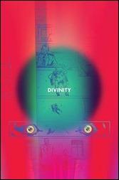 Divinity #1 Cover B  - Hairsine & Muller Variant