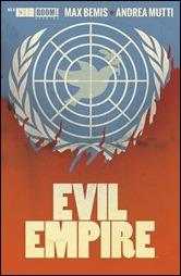 Evil Empire #8 Cover