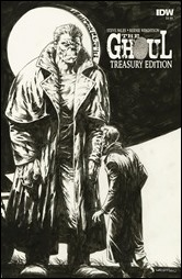 The Ghoul Treasury Edition Cover