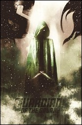 Guardians of the Galaxy #24 Cosmically Enhanced Variant (Gamora)