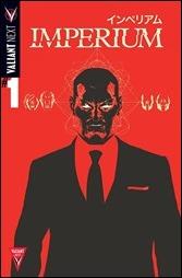 Imperium #1 Cover A - Allen