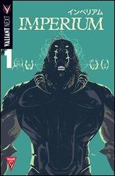 Imperium #1 Cover B - Allen