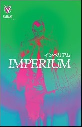 Imperium #1 Cover - Hairsine & Muller Variant