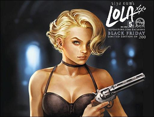 Lola XOXO #5
