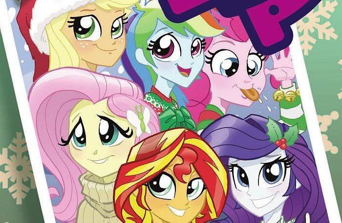 Preview of my little pony equestria girls holiday special - Pony da colorare in immagini ...