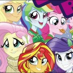 Preview of My Little Pony: Equestria Girls Holiday Special (IDW)