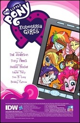 My Little Pony: Equestria Girls Holiday Special Preview 1