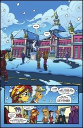 My Little Pony: Equestria Girls Holiday Special Preview 2