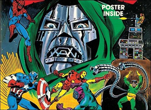 Marvel Super Heroes Secret Wars Activity Book