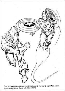 Marvel Super Heroes Secret Wars Activity Book Facsimile Edition Preview 1