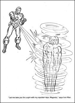 Marvel Super Heroes Secret Wars Activity Book Facsimile Edition Preview 3