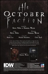 The October Faction #3 Preview 1