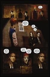 The October Faction #3 Preview 3