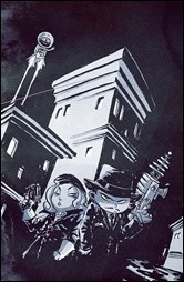Operation S.I.N. #1 Cover - Young variant