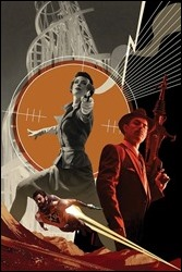 Operation S.I.N. #1 Cover