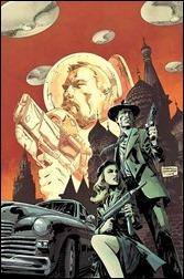 Operation S.I.N. #1 Cover - Hardman variant