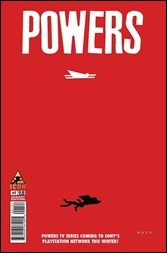 Powers #1 Cover - Mack Variant