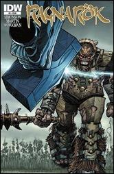 Ragnarök #3 Cover